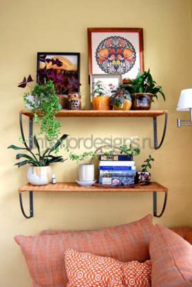 идеи декора однокомнатной квартиры