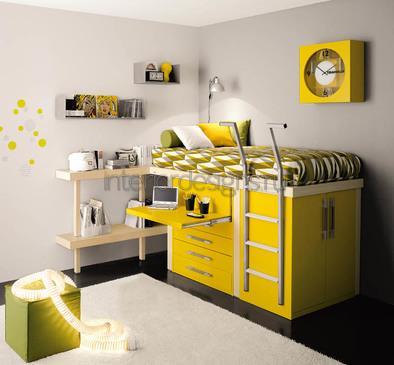 трансформируемая мебель для небольших помещений