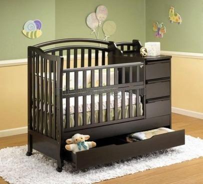 оформление спальни младенца