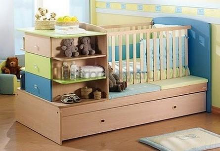 дизайн маленьких детских комнат