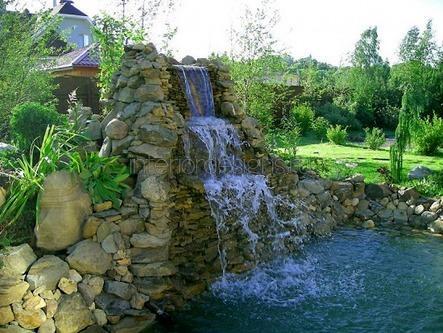 декоративные водные сооружения