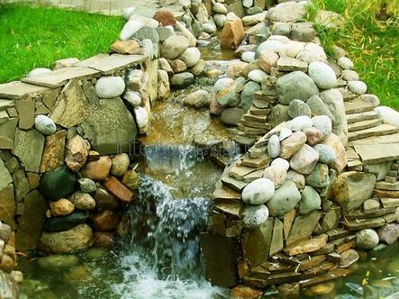 камни для пруда