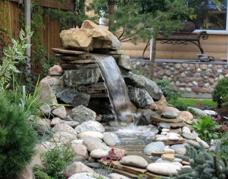 красивые водоемы в ландшафтном дизайне