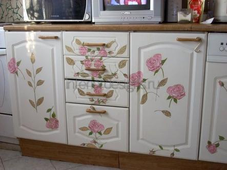 обновление кухонных поверхностей