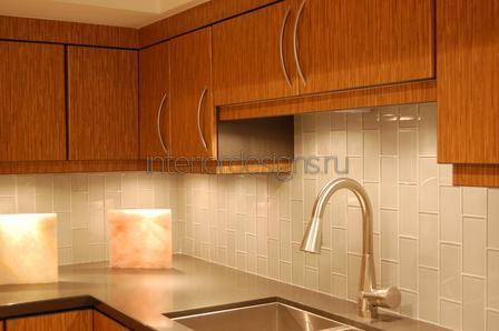 двухъярусный кухонный гарнитур