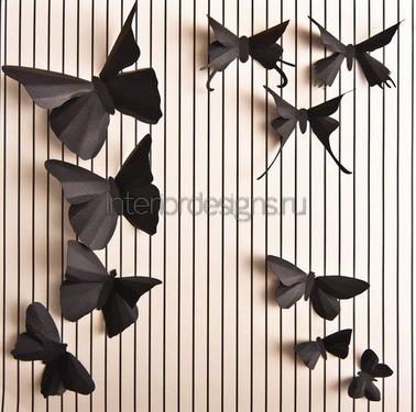 бабочки из картона своими руками