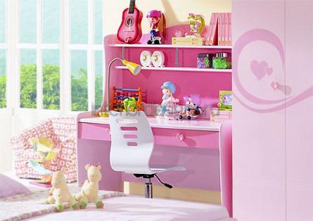 мебель в розовом цвете