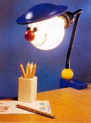 нестандартная настольная лампа