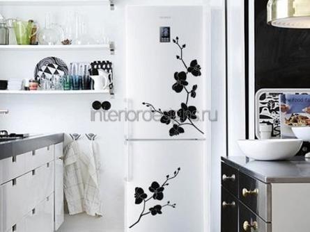 красивые наклейки на холодильник