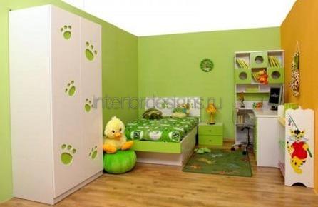 удачные цветовые сочетания в помещении