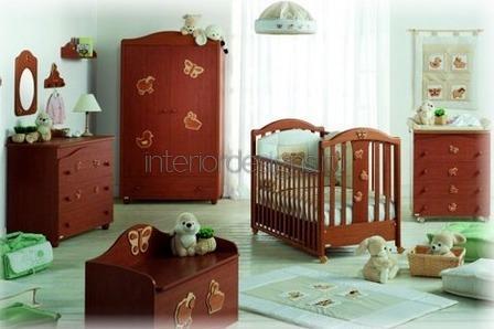 деревянная мебель для самых маленьких