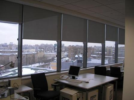 дизайн офисного кабинета