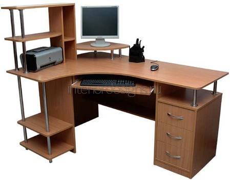 современный компьютерный стол