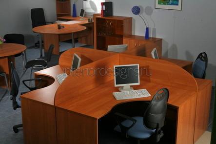 мебель для небольшого кабинета