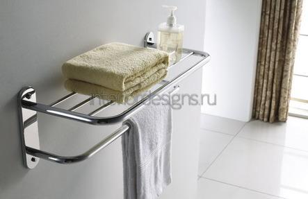 современный полотенцедержатель