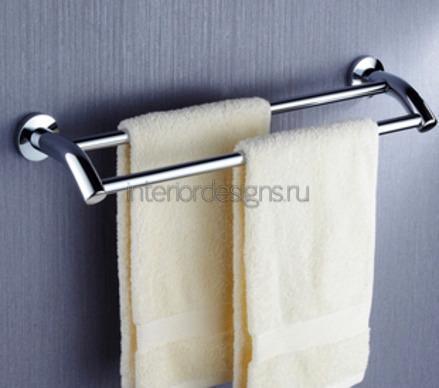 двойной полотенцедержатель