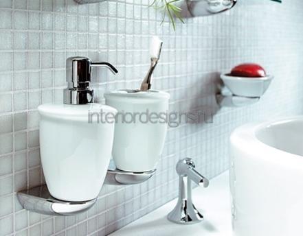 оригинальный декор ванной своими руками