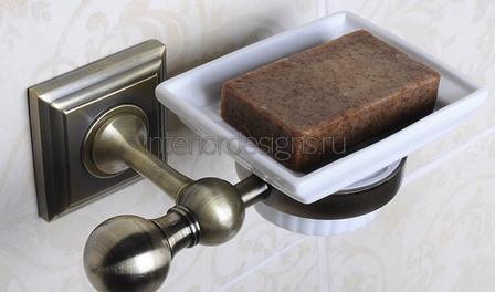 настенный держатель для мыла