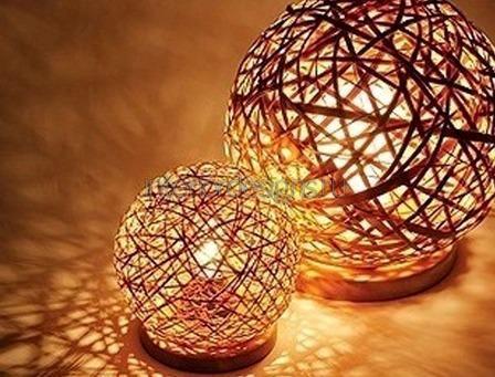 локальные источники света в гостиной