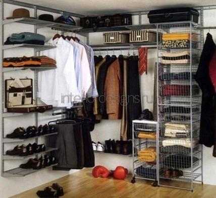 стеллажи для одежды