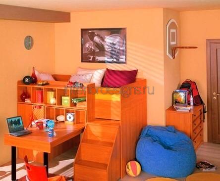 трансформируемая детская мебель