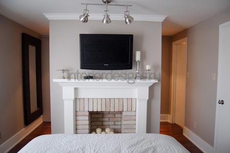 размещение ТВ-панели в квартире