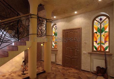 конструкция лестницы в доме
