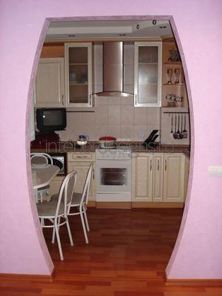 дизайн-проекты маленьких кухонь