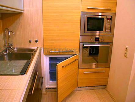 вмонтированные кухонные приборы