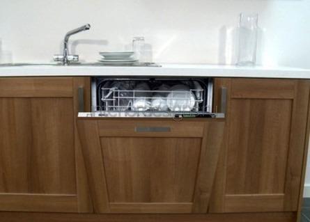 скрытая посудомойка