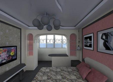 арка в квартире