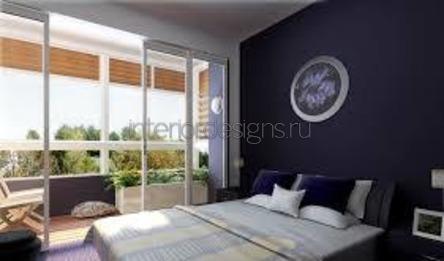 стеклянные панели-стены