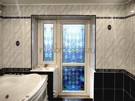 отделка стен ванной плиткой