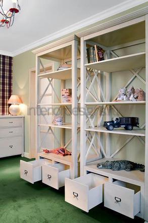 дизайн детских спален с фото