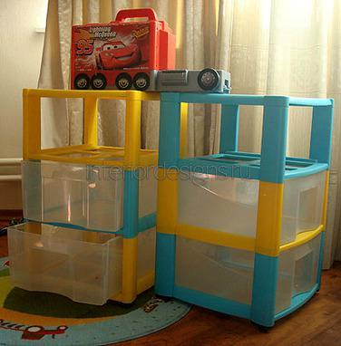 контейнеры для игрушек