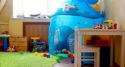 красивый дизайн детских спален