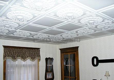 белая плитка в квартире