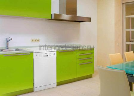 фото интерьера небольшой кухни