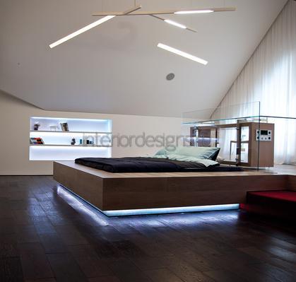 светодиодная лента в мебели