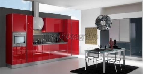 кухня и столовая в квартире