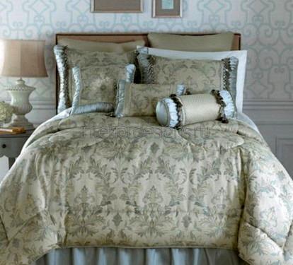 светлый текстиль для спального места