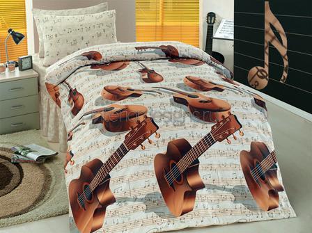 постельное белье для меломана