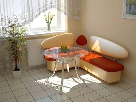 мини-диван в столовой