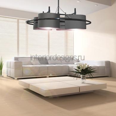 современная потолочная люстра