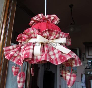 поделки из текстиля для дома