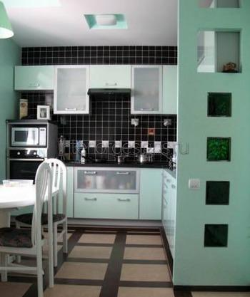 декоративные перегородки в квартире