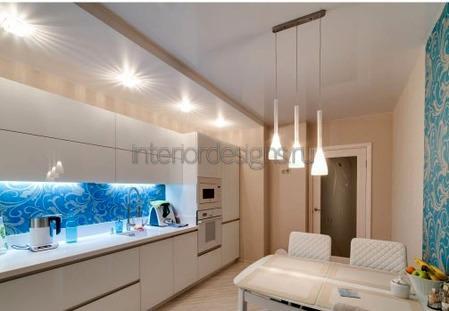 идеи для освещения кухонь