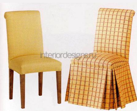 пошив накидки для мебели