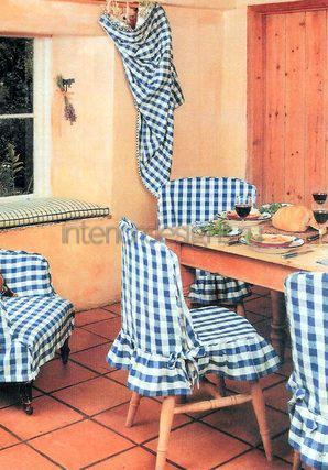 украшение кухни текстилем