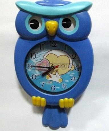 сказочные детские часы